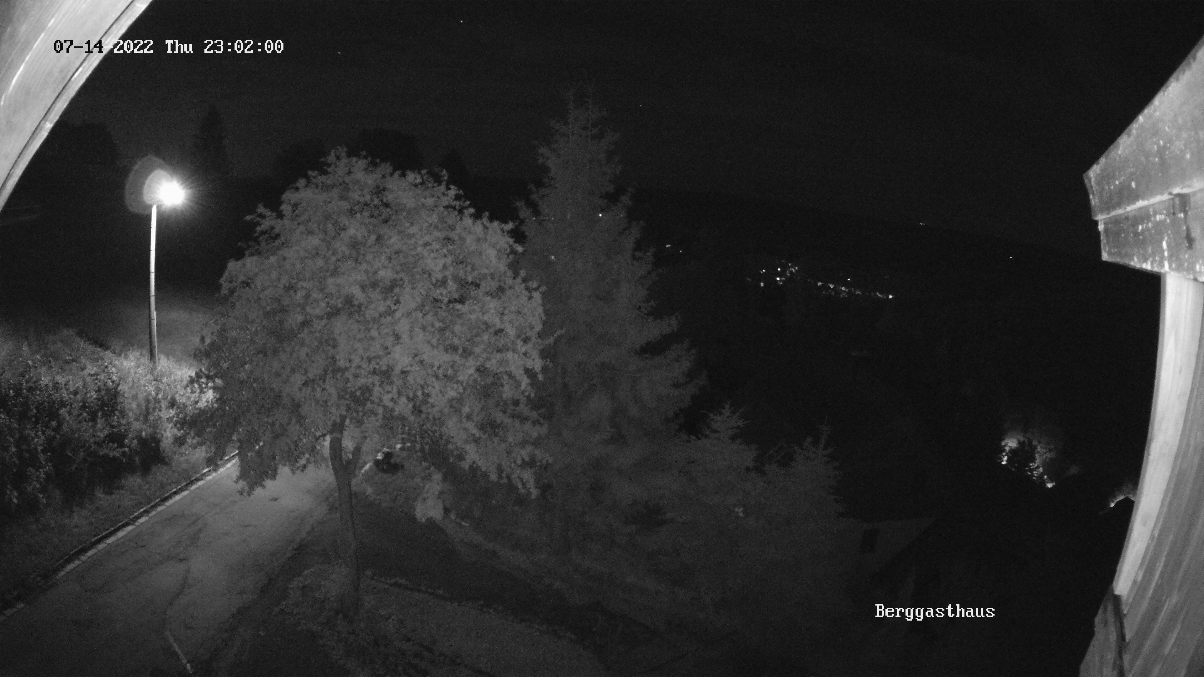 Webcam am Berggasthaus \